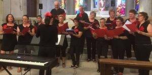 Concert chorale de l'école de musique de la 2c2r